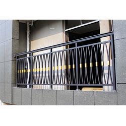 永康铝合金护栏-创鸿装饰远销各地-铝合金护栏厂家图片