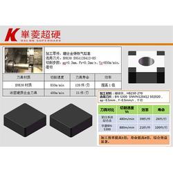 粗加工气缸套用什么刀头-气缸套加工专用刀头-华菱PCBN刀片图片