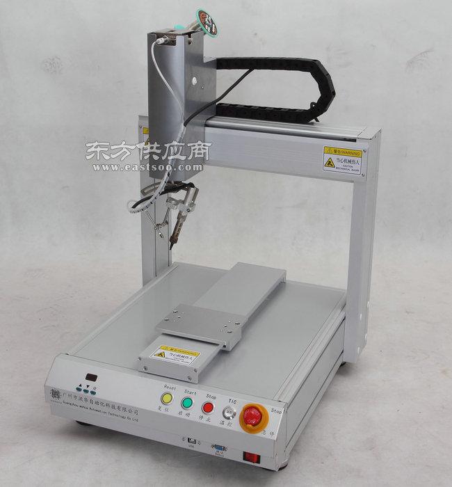 在线式自动焊锡机|自动焊锡机|沃华10年(查看)图片