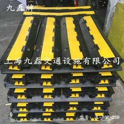 二槽橡胶压线槽_高品质橡胶压线槽生产厂家_九磊牌橡胶压线槽型号规格图片