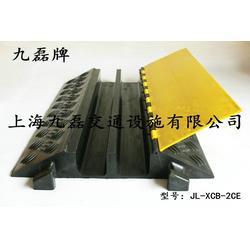 二槽橡胶护线槽_高品质橡胶护线槽生产厂家_九磊牌橡胶护线槽型号规格图片