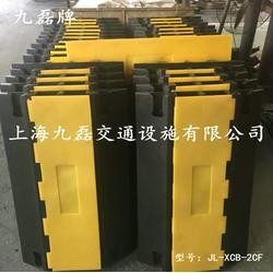 二槽橡胶过线桥_高品质橡胶过线桥生产厂家_九磊牌橡胶过线桥型号规格图片
