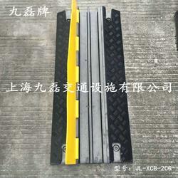 二槽橡胶布线槽_高品质橡胶布线槽生产厂家_九磊牌橡胶布线槽型号规格图片