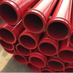 89*1米8厚细石泵地泵管 永宸耐磨管件 济源地泵管图片