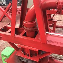 混凝土输送提升手动式布料机、永宸耐磨管件、三门峡手动布料机图片