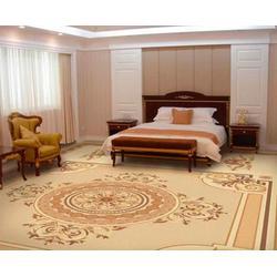 酒店大堂地毯|合肥天目湖|六安地毯图片