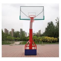室內籃球架廠家供應-彬縣室內籃球架-博泰體育廠家直銷(查看)圖片