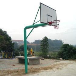 室内篮球架现货供应-室内篮球架-博泰体育产品多样(查看)图片