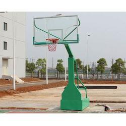 博泰體育廠家直銷-cba籃球架廠家直銷-白水cba籃球架圖片