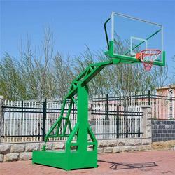 cba篮球架销售商_博泰体育(在线咨询)_长安区cba篮球架图片