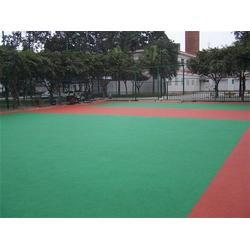 陕西硅pu篮球场-硅pu篮球场报价-博泰体育图片