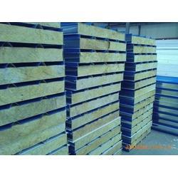 金属岩棉复合板-岩棉复合板-通盛彩钢岩棉复合板图片