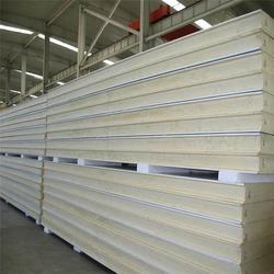 岩棉复合板板-岩棉复合板-通盛彩钢岩棉复合板图片