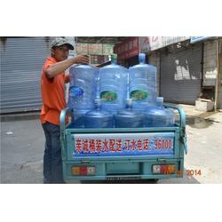 桶装水送水、芦淞区桶装水送水、亲诚公司(查看)