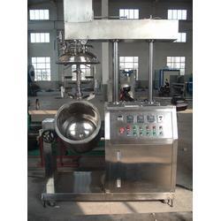 扬州真空乳化机-宝沃雷克科技-真空乳化机供应图片