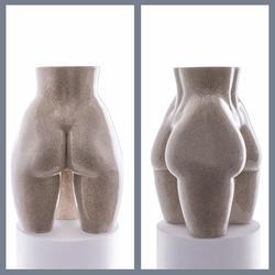 陶瓷艺术-陶艺-有独陶艺摆件图片