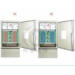 288芯光缆交接箱 FC满配288芯光交箱 SC法兰配置图片