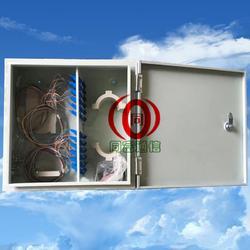 壁挂式48芯光纤分线箱图文并茂图片
