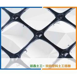 旌德聚酯焊接土工格栅、聚酯焊接土工格栅报价、铭鑫工程材料图片