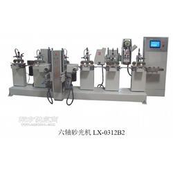 木线条专用、六轴木线条抛光机、专业生产厂家图片