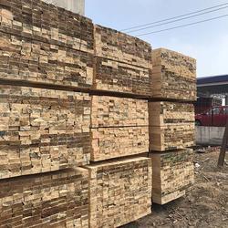 潍坊辐射松木方|腾发木业厂家|辐射松木方哪里有卖的图片