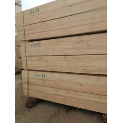 建筑木方、腾发木材(在线咨询)、辐射松建筑木方多少钱图片