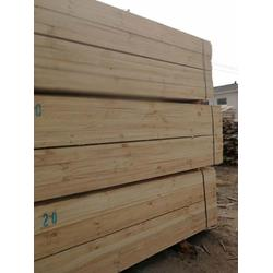 腾发木业(图)、铁杉建筑方木供应、建筑方木图片