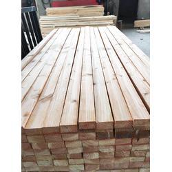 花旗松木方生产厂家-腾发木材(在线咨询)沧州花旗松木方图片