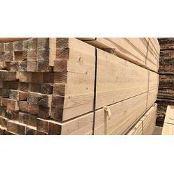 鐵杉建筑方木加工基地-鐵杉建筑方木-騰發木材加工廠圖片