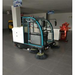 湖南驾驶式扫地车-山东美卓-电动驾驶式扫地车图片