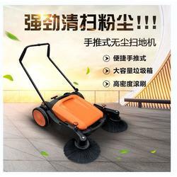 手推式扫地机-手推式扫地机视频-山东美卓(优质商家)图片