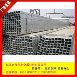 江西小口径镀锌方管供应商图片