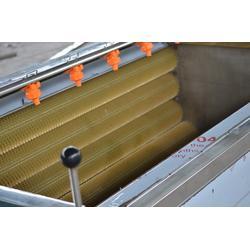洗刷刷机械 土豆毛辊式清洗机查询 上海土豆毛辊式清洗机