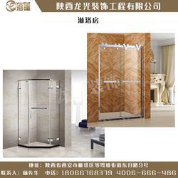 专业制作淋浴房厂家-龙光装饰-西安淋浴房图片