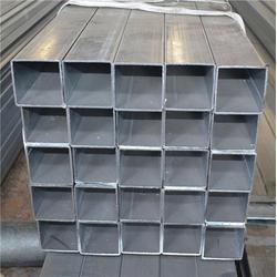 新齐发钢铁方管(多图)_莘县q235挤压矩形管图片