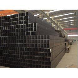 q235b碳钢矩形管-新齐发钢铁(推荐商家)图片