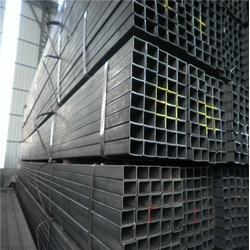 新齐发钢铁厂家直销(多图)河北q345d大口径矩形管图片