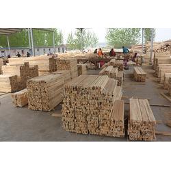 旺源木业、青岛辐射松建筑口料、辐射松建筑口料加工图片