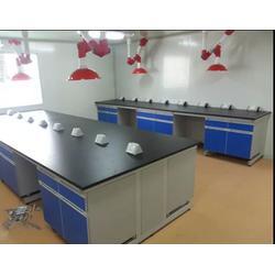 实验室边台-江西实芯理化板-东正装饰理化板厂家图片