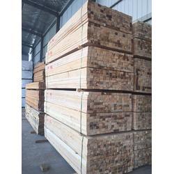 日照国鲁木材加工厂(图)|铁杉方木厂家|铁杉方木图片