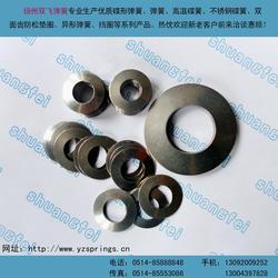 高温蝶形弹簧销售-扬州双飞弹簧制造有限公司-蝶形弹簧图片