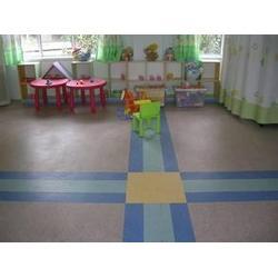 PVC卷材地板-PVC卷材地板-壹扬地坪(查看)图片
