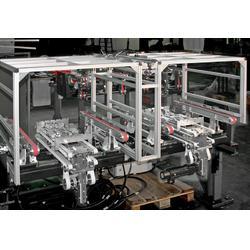 货叉-米亚斯堆垛机-3吨的伸缩货叉图片