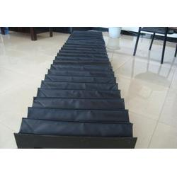 PVC风琴防护罩按图定制、蓝海机床公司、宜昌风琴防护罩图片
