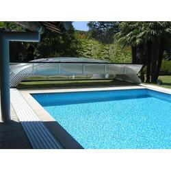 木质泳池安装-木质泳池-碧浪菲尔别墅泳池图片