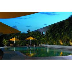 家庭室外游泳池-家庭室外游泳池设计-碧浪菲尔图片