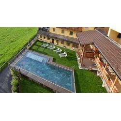 拆装式泳池厂家-碧浪菲尔(在线咨询)天津拆装式泳池图片