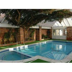 别墅用无边际泳池,碧浪菲尔家庭游泳池