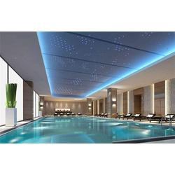 碧浪菲尔别墅泳池 家用游泳池建造-家用游泳池