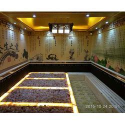 合肥汗蒸房设备-安徽浴康公司-纳米汗蒸房设备厂家图片
